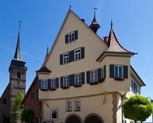 Gemeinde Ingersheim - Sehenswürdigkeiten